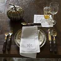 Madiera Table Linens